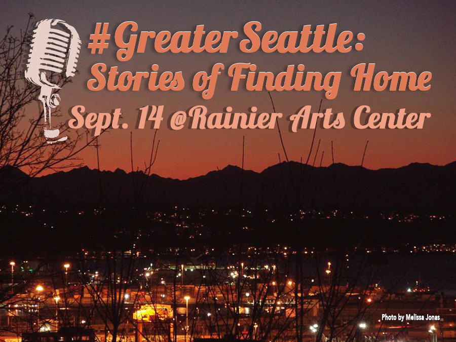 Stories of Finding Home @ Rainier Arts Center | Seattle | Washington | United States