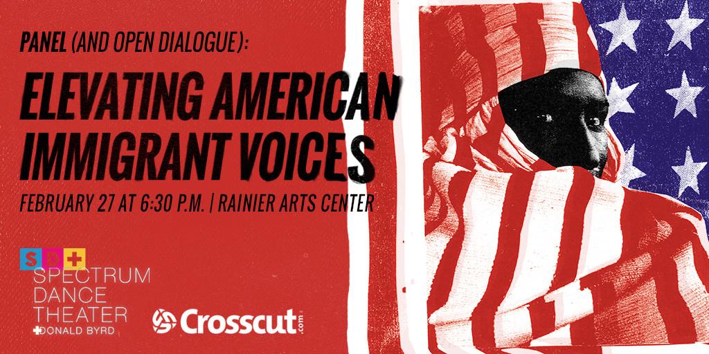 Elevating Immigrant Voices in a Sanctuary City @ Rainier Arts Center | Tacoma | Washington | United States