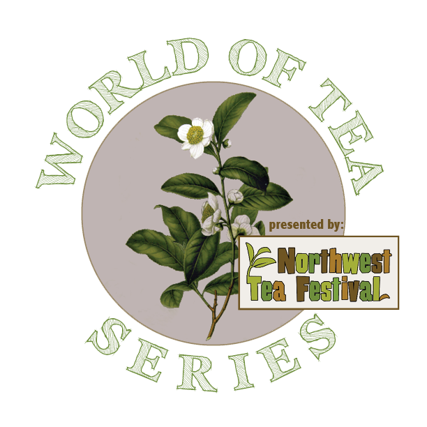 World of Tea Series Logo