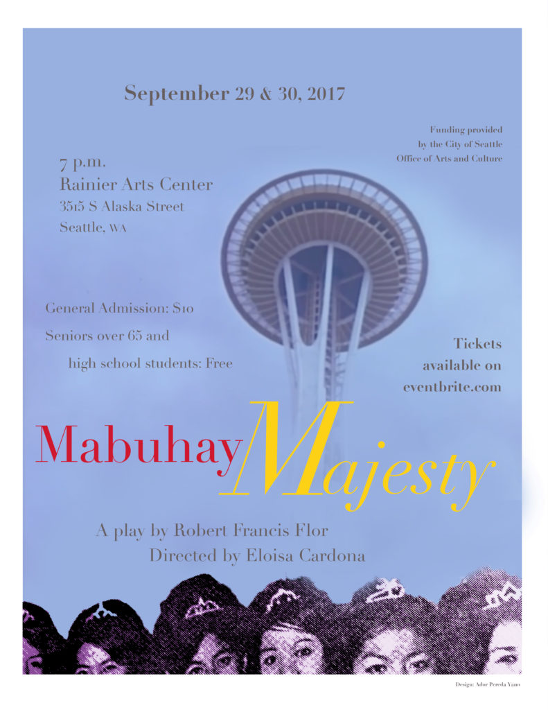 MABUHAY MAJESTY @ Rainier Arts Center | Seattle | Washington | United States