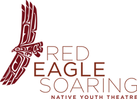 Red Eagle Soaring Theatre Rehearsal
